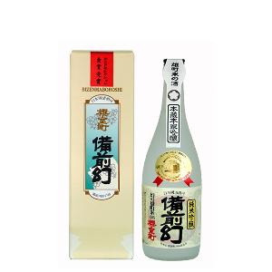 4565 - そーせいグループ(株) 本日はハモを肴に岡山の備前幻という雄町米の純米吟醸を頂きました。 雄町米独特の感じと香り高い吟醸香が