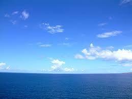 中年トレーダー 今日は祭日。 🚗をゆっくり走らせ海へ...🌊。。 晴天☀ですけど、、風が冷たい... 小高い丘へあが