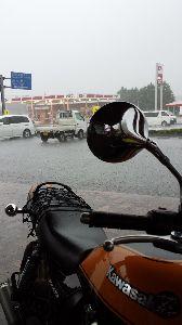 バイク好きなお友達ほしいです!福岡 雨やんだので帰りました