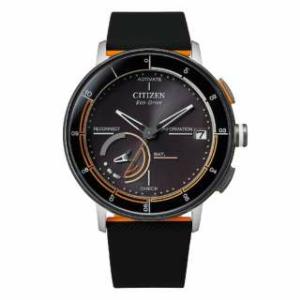 7762 - シチズン時計(株) こんな腕時計もあるんやね。 スマートウォッチのメリットはあまり無いが、 デザインは悪くない。