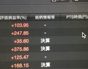 8035 - 東京エレクトロン(株) 2015年前回自社株買時は10月03日がなく 10月02日に買えば連休前にすんなり取れた  2305