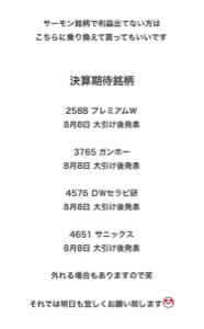 7150 - (株)島根銀行 サーモンチャンがブログで公開した サニックスで含み益が半端ねぇ!