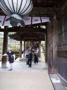 ラムダデルタの株談義 鎌倉の長谷寺と親戚なんだ。 知らなかったです。 しかし階段がきつかったです。