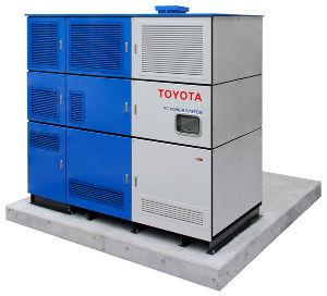 4043 - (株)トクヤマ これも一因かな? トクヤマとトヨタ、副生水素を利用した定置式FC発電機の実証運転を開始 h ttps