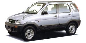 自動車画像コレクション テリオス  ダイハツの車です!!
