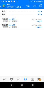 usdjpy - アメリカ ドル / 日本 円 こっちでもいいな!はいはい。少額トレーダーですよと! さて、マジで寝よ!