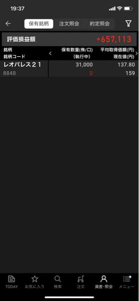 8848 - (株)レオパレス21 今日は3/30の高値と同じ付近で戻される形となってしまったがなんの問題もない。 底はついた! 現物お