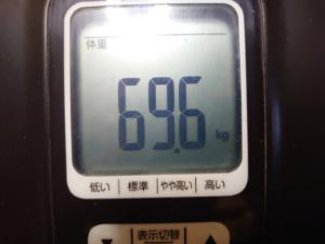 ひよこの切り株 こんにちは。 昨日は69.5キロでした。