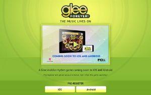 ☆色々ニュース☆ KLab、人気海外ドラマ「Glee」のリズムアクションゲーム 「Glee Forever!」の事前登