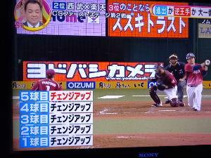 ☆新・捕手・監督を語るスレッド☆ ~尊敬できる捕手に(僕は)投げたい~ 四郎子さん、おばんです。  「きし」「しま」って名字で呼び合っているのかと思っていたので、まさかの「