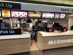 2702 - 日本マクドナルドホールディングス(株) 日本のマクドナルドはすごい  今トルコのマクドナルドに来ているがひどい。 日本のマクドナルドは清潔で