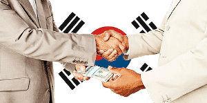 3402 - 東レ(株) 額賀さんが訪韓して日韓関係の打開策を意見交換するそうだ。  この時期になんでノコノコ韓国なんぞに出向