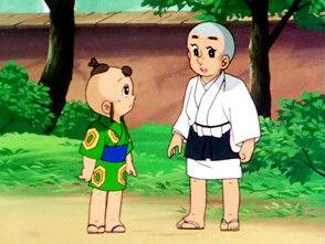 ★★★アニメ関連山手線ゲーム☆☆☆ 6.どちて坊や(潘恵子さん)  一休さんにでてきます なにかにつけて「どちて?」と聞いて一休さんも困