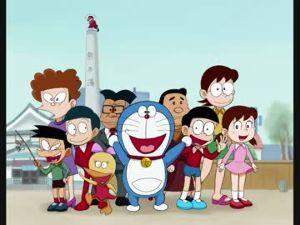 ★★★アニメ関連山手線ゲーム☆☆☆ 15.野比玉子(小原乃梨子さん)  日本テレビ版「ドラえもん」より、のび太のママです。わかると思いま