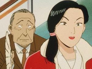 ★★★アニメ関連山手線ゲーム☆☆☆ 15.本阿弥 さやか  YAWARAより 本阿弥財閥の令嬢で猪熊柔の日本での最大のライバル なんでも