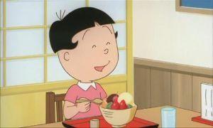 ★★★アニメ関連山手線ゲーム☆☆☆ 6.磯野ワカメ〈3代目〉(津村まこと)  「サザエさん」より、2005年から担当されています。 アニ