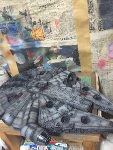 全宇宙連合艦隊 millennium falcon
