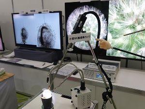 6771 - 池上通信機(株) 昨日、NHKに8K見に行ってきた 医療用カメラもあったみたい 人がいっぱいいた  <NHK技研公開>