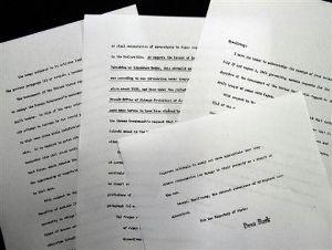 一体何が悪いんねん?? ダブルスタンダード=二重基準のどこが悪い??  韓国が、島根県・竹島の領有権を持たないことを示す、外交文書が存在する。   1951年、米国のラス