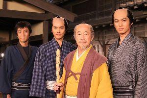 時代劇ツッコミ隊 > 武田鉄矢主演の水戸黄門、助、格、弥七、柳沢吉保などの配役が決まって、撮影に入っている模様。