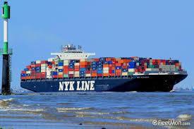 9101 - 日本郵船(株) 海運は国家成り