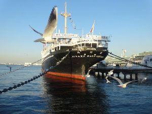 9101 - 日本郵船(株) 長い1000円台から2000円に浮上しましたね。