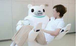 カミュ 身体介護はロボットが向いている・・心が無い無心だから。