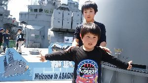京都発ツーリング 1 :しゃべり 9 私の孫は上が中学校一年生、下が保育園で後3ヶ月で5歳になります。 孫とツーリング行けたら良いな~って