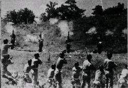 """これからは、""""自共対決""""の時代です。 国民防衛軍事件は、朝鮮戦争中の1951年1月に、韓国の国民防衛軍司令部の幹部らが、国民防衛軍に供給さ"""