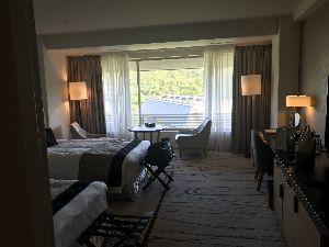 お気楽に生きる。 前略  旅の大きなポイントとなる宿泊施設であるが、その選択は旅の大きなウエイトをしめる訳である。