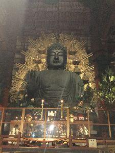 (*^▽^)/★*☆♪独り言(゜∇^d)!! *。:.゚アケマシテヽ(´∀`)ノオメデトウ゚.:。+゚ 初詣に 東大寺