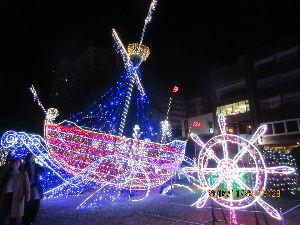 (*^▽^)/★*☆♪独り言(゜∇^d)!! 11月28日広島のドリミネーションを 見に行ったよ~ イルミネーションの事だけど・・・!(^^)!
