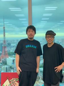 3793 - (株)ドリコム IPOが決まったBASE鶴岡CEOが着てるこのTシャツはまさかドリTのバッタモンか?(; ・`д・&