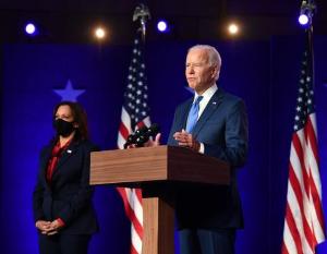 来週のレンジ予想 【バイデン当選確実か】 アメリカ大統領選挙・民主党候補のジョー・バイデン氏は11月6日(現地時間)、