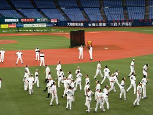 来週のレンジ予想 【日本シリーズなぜ大阪で】 プロ野球の日本シリーズが21日、京セラドーム大阪(大阪市)でセ・リーグを