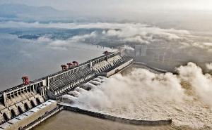 来週のレンジ予想 【三峡ダム水位上昇】 世界最大級の三峡ダムは、依然として高い水位が続く。最高水位175mに対し、7月