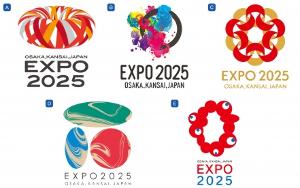 来週のレンジ予想 【2025EXPOロゴマーク決定】 2025年大阪・関西万博の運営主体「日本国際博覧会協会」は25日