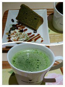 ♪美味しい話♪ そして、 nana´s greenteaでお茶❤️