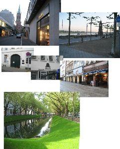 ポエムで心に癒しと潤いを・・・ デュッセルドルフの朝は早い 空が明るみ始めて思いのほか早く目醒めた朝 仕事までの時間に一人、街を歩い