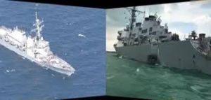 イージス艦衝突事故 米海軍イージス艦衝突事故 不明の乗組員10人全員死亡 8月28日 13時39分 今月21日、アメリカ