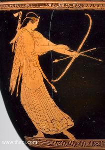 英語趣味の福袋(疑問満載) Artemis (/ˈɑːrtɪmɪs/; Greek: Ἄρτε&