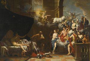 英語趣味の福袋(疑問満載) #不貞、不義、不倫 :infidelity  Johann Heiss  MEMMINGEN 164