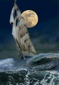 英語趣味の福袋(疑問満載) うねり:Swell  Does a Full Moon Bring Big Swells?  Wor