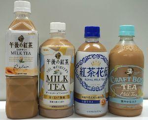 5204 - 石塚硝子(株) クラフトボス 紅茶 またしても大ヒット   2019年8月29日 ミルクティーが紅茶飲料市場を牽引