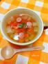 ミ☆しりとり☆彡 コンソメスープ