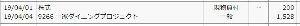 9266 - (株)一家ダイニングプロジェクト よう下がったね、でも俺200株@1,528円だからよゆー。 まあ、この会社のコア・コンピタンスはかな