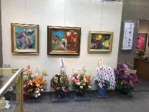 どうしたらうまくかけるの。 個展を開催中です。新宿京王デパート6階ギャラリーにて