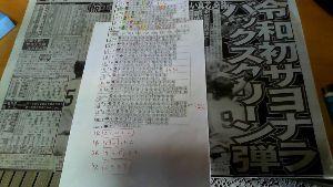 ばうの独り言 今日、NHK囲碁将棋、、藤井七段が10時半から 囲碁もある  令和初のサヨナラホームラン 熊本工3-