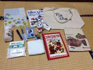 ひょうたん島 東京ビックサイトのIRフェアーに行ってきた。 コスモバイオがちょっと気になるかなと。