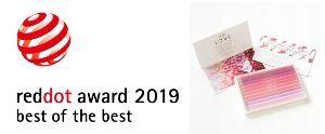 3396 - (株)フェリシモ フェリシモで販売中の『500色の色えんぴつ TOKYO SEEDS』は、このたび国際的なデザイン賞で